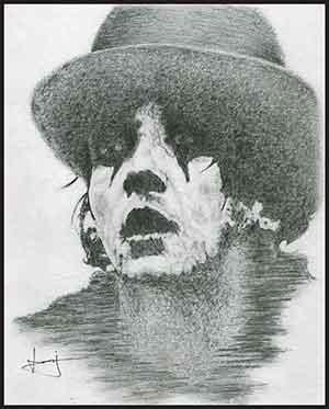 Damien Saez par portraitemoi